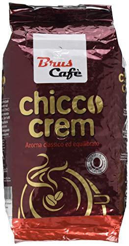 Brus Kaffee Espresso - Chiccocrem, 1000g Bohnen