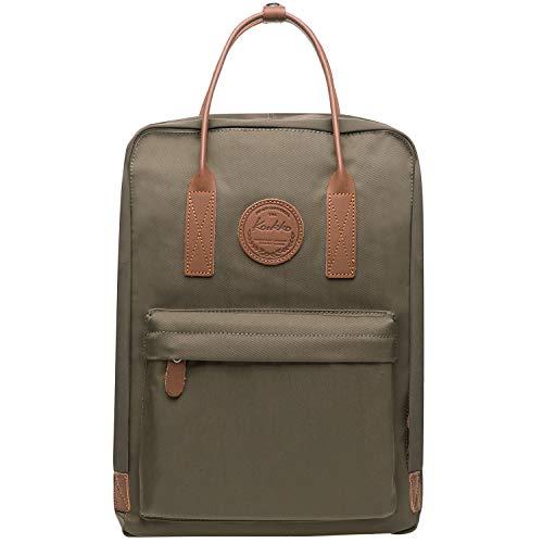 KAUKKO Rucksack Damen Herren Schön u.Stylish Handtasche mit Laptopfach für 12