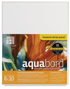 Ampersand Deep Cradle Aquabord 11 in. x 14 in.