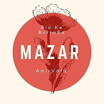 Bia ke borim ba Mazar