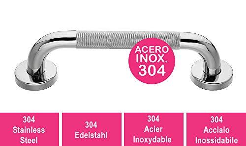 OXEN 140502 - Asa de seguridad antideslizante (30 cm)
