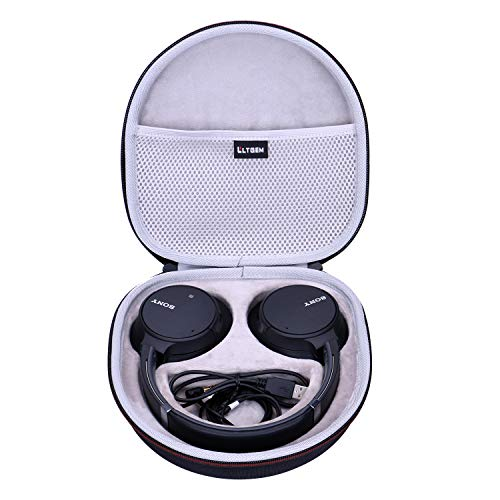 LTGEM Hard Case for Sony WH-CH700N or Sony WH-CH710N Noise Cancelling...