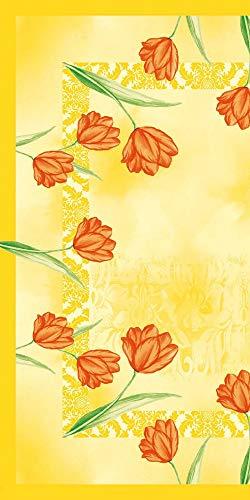 Tischdecken aus Airlaid | Mitteldecken 80 x 80 cm | Mank Einmal-Tischdecke für Gastronomie | 20 Stück| SALLY