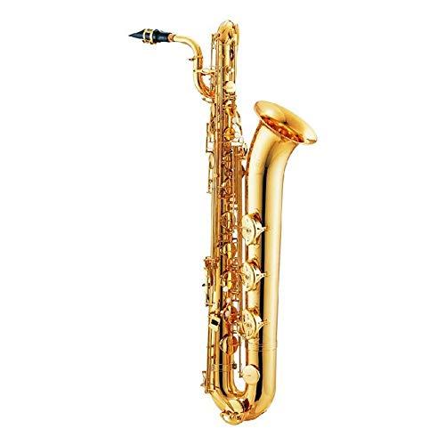 Jupiter JP de 793GL Saxofón barítono-unas a lacado en oro
