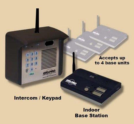GTO/PRO Wireless Intercom Keypad F3100MBC / 3100MBC