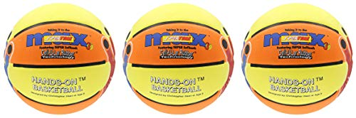 SportimeMax Hands-On Junior Basketball, 27 Inches - 016112 (Three...