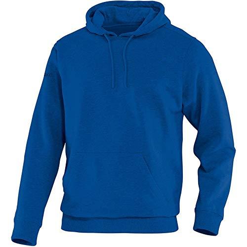 JAKO Sweat-Shirt à Capuche pour équipe XL Bleu Roi
