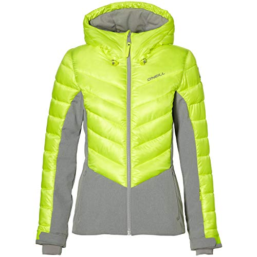 O'Neill Damen Snowboard Jacke Virtue Jacket, pyranine Yellow, S