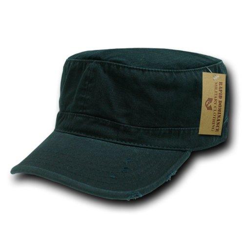 Rapiddominance Vintage BDU Cap, Homme, Noir