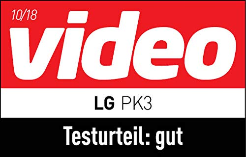 LG PK7, Altavoz, Inalámbrico y alámbrico, 40 W, Negro