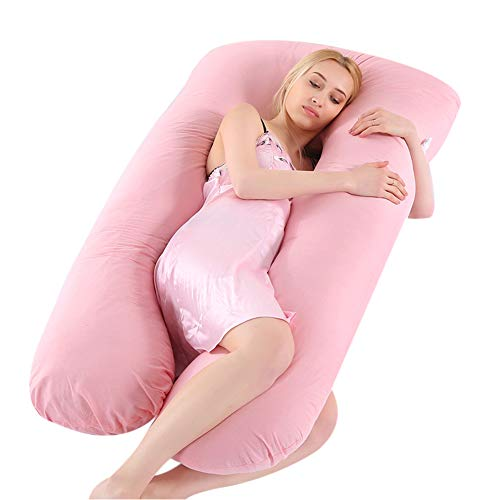 Schlafen Unterstuetzung Kissen fuer Schwangere Frauen Koerper Kissen U Form Mutterschaft Kissen Schwangerschaft Seitenschlaefer 4#