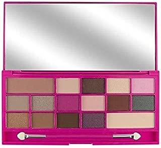 私は心のメイクアップアイシャドウパレットチョコレートの愛 x2 - I Heart Makeup Eyeshadow Palette Chocolate Love (Pack of 2) [並行輸入品]