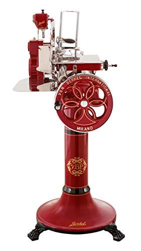 Affettatrice VOLANO VAN BERKEL B 114 - Lama 31,9 completa di piedistallo - uso professionale o domestico - prodotto originale Made in Italy