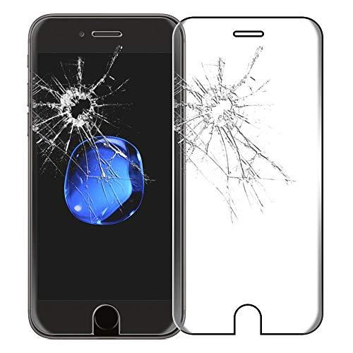 ebestStar - Cristal Templado Compatible con iPhone 7 Plus/8 Plus Protector Pantalla...