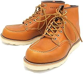 [レッドウィング] REDWING 9875 6inch CLASSIC MOC TOE ブーツ GRS 犬タグ