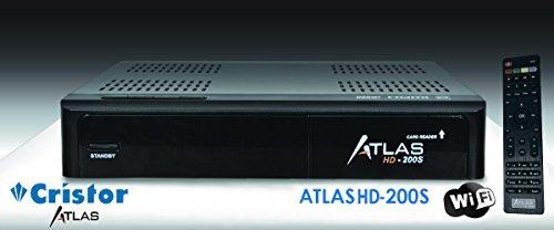 CRISTOR ATLAS HD-200S (importado)