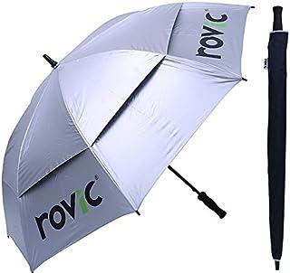 clicgear(クリックギア) rovic ワンタッチゴルフ傘 シルバー rovic シルバー