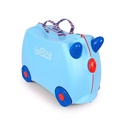 Trunki Koffer George hellblau Limited Edition (80248) mehrfarbig (1)
