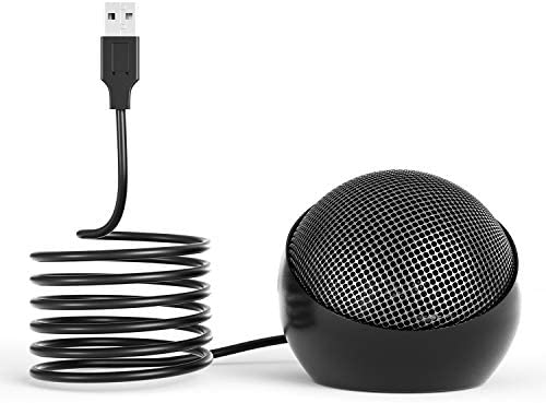 360 Omnidirectional USB Conference Microphone for Computer Condenser PC for Desktop Laptop Tablet product image