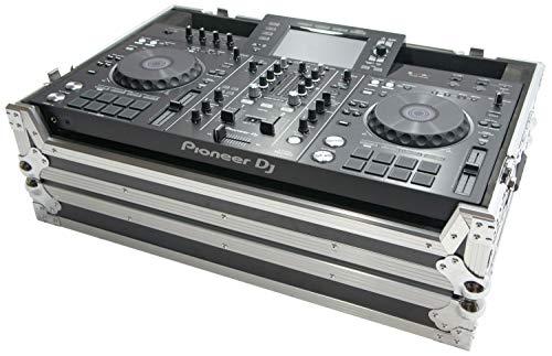 Harmony Case HCXDJRX2 Flight Road DJ Case Compatible with Pioneer XDJ-RX2 Controller
