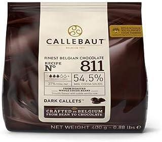 Callebaut Cobertura Chocolate Negra 400g