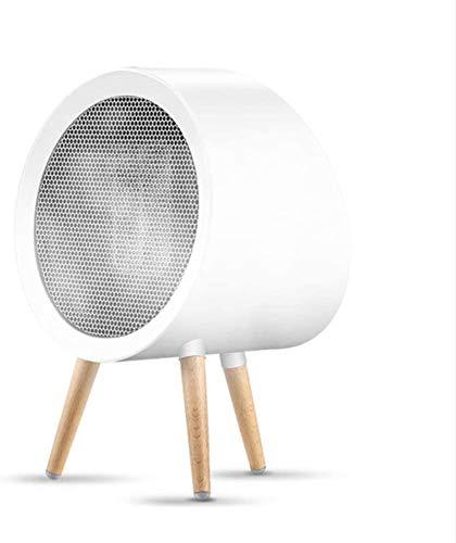AYCYNI Heizungs-Desktop-Heizheizung, Mini-kleine Schnellheizung im Winter, Stiller elektrischer Heizgerät, geeignet für Studienraum, Schlafzimmer, Wohnzimmer, EU (Farbe, EU),EU