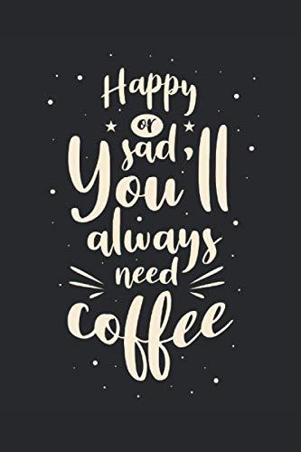 Notizbuch guten morgen kaffee für Eltern als Geschenk: Kaffee Notizbuch A5 Liniert - zum planen, organisieren und notieren, DIN-A5 (6x9 Zoll) mit 120 Seiten | Notizbuch- Buch