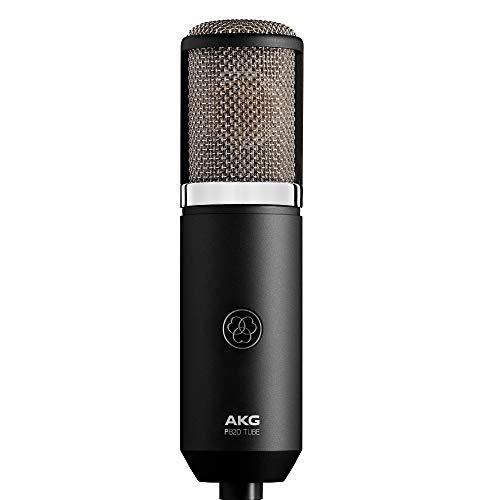 AKG Pro Audio P820 Tube Condenser Microphone, Multi-Pattern