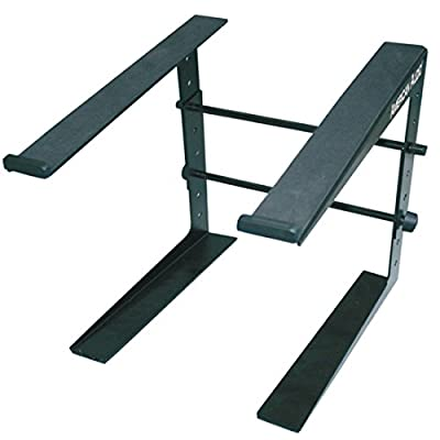 American Audio TTS Table Top Universal Laptop Stand - Black