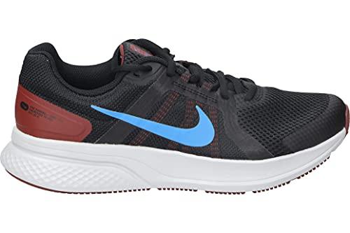Nike Run Swift 2, Scarpe da Corsa Uomo, Black/lt Photo Blue-Grey Fog-Dark Pony, 40 EU