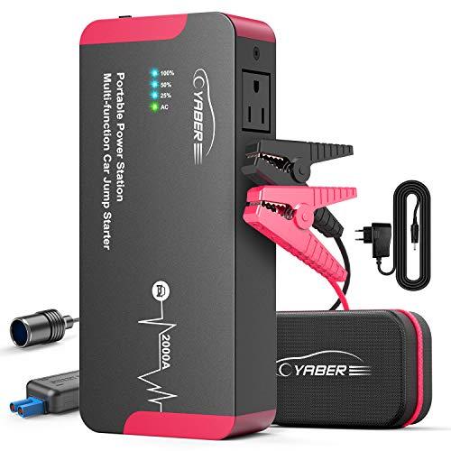YR500 Booster - Batería para Coche