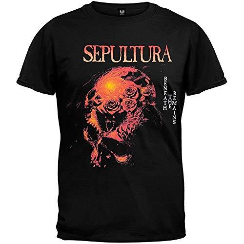 dongwanshifuxinmaoyiyouxiangongsi Sepultura Beneath The Remains T Shirt