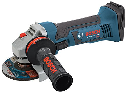 Bosch 18V Angle Grinder, 4-1/2 In. GWS18V-45
