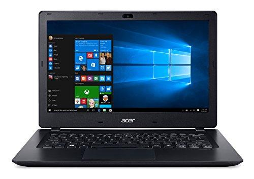 Acer Aspire V3-372-78H0 Laptop, 13Zoll (33 cm), Intel Core i7–6500U, 8GB RAM DDR3, SSD 256GB, Schwarz