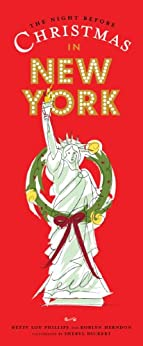 The Night Before Christmas in New York by [Betty Lou Phillips]