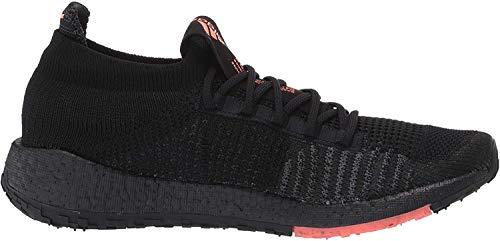adidas Pulseboost HD Zapatillas de correr para hombre, negro/gris coral, 5