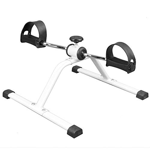 PrimeMatik - Pedali per Braccia e Gambe Mini Cyclette pedaliera per Esercizi a casa