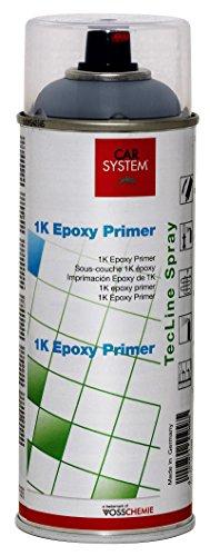 Unbekannt 1 Spraydose 400ml Carsystem 1K Epoxy Primer Grau Epoxidgrund Autolack Lackpoint