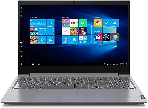 "Lenovo V15 ILL - Portátil 15.6"" FullHD (Intel Core i5-1035G1, 8GB RAM, 256GB SSD, Intel UHD Graphics, Windows 10 Pro), Gris - Teclado QWERTY Español"
