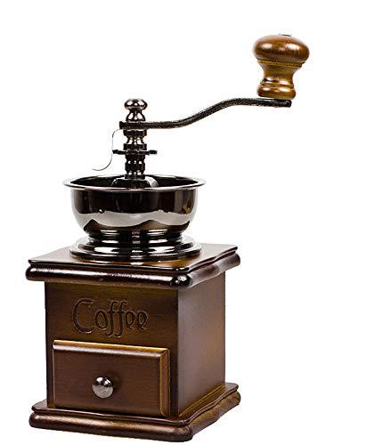 Koffie Grinder, Koffiebonen Grinder, Hand-cranked Koffiemachine, Huishoudelijke Retro Kleine Molen small