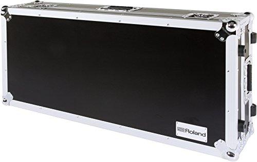 Funda de carretera de Roland de alto rendimiento para teclados de 49 notas, con ruedas - RRC-49W