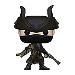 Bring the Hunter to your Bloodborne Collection and hunt your nightmares!