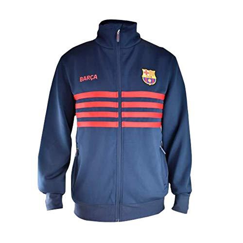 Jacke Plus Nr. 9 FC Barcelona 2020 – offizielles Lizenzprodukt. Barcelona – Erwachsene Größe L