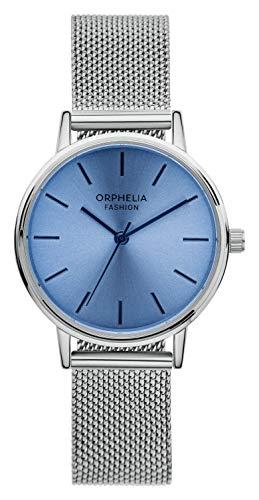 Orphelia Reloj Analógico para Mujer de Cuarzo con Correa en Acero Inoxidable OF714806