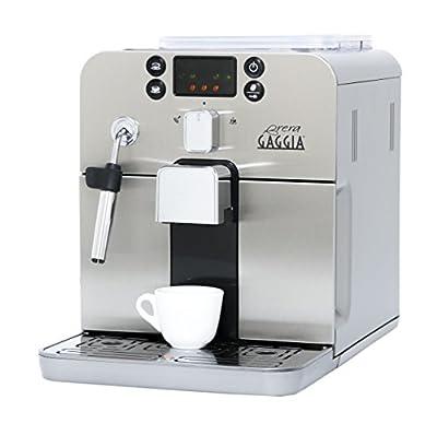 Gaggia Brera Superautomatic Espresso Machine from Gaggia