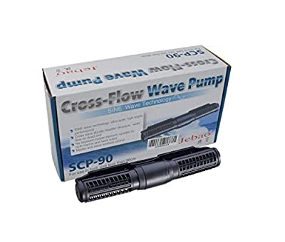 Jebao/Jecod SCP-90 Cross Flow Pump Wavemaker with Controller Updated CP-25 (PET-SCP-90)