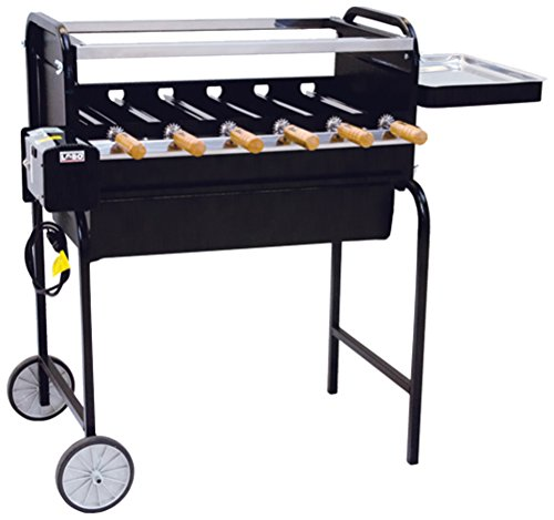Ohrstecker Italien Automatic 170Grill, Silber, 112x 57x 93cm