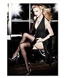 DPFRY Leinwandbild Hübsche Sängerin Taylor Alison Swift