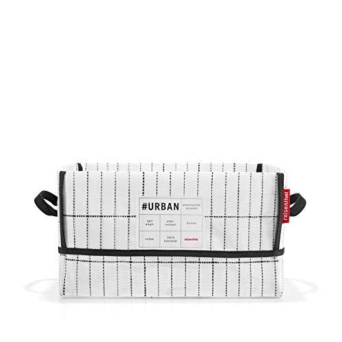reisenthel urban box new york black & white Maße: 32 x 19 x 24 cm / Volumen: 19 l