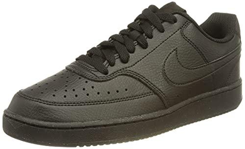 Nike Court Vision Low Better, Zapatillas de bsquetbol Hombre, Negro, 39 EU